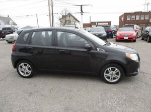 2009 Chevrolet Aveo 5 Wagon retired owners