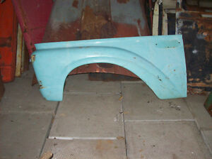1961 - 1966 Ford or Mercury truck fender