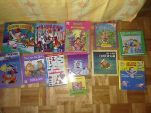12 livres pour enfants