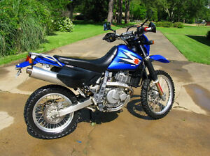 looking for a dr650 or drz 400 dual sport