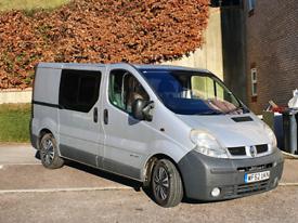 Renault Trafic Day Van, Camper Van