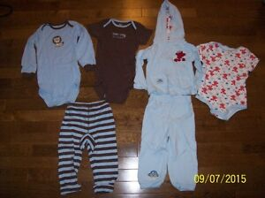 Elmo & Carter's Outfits, Boys 24 months
