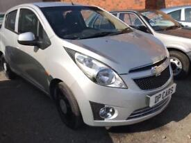 Chevrolet Spark 1.0 LS 5dr - 2011, 1 Lady Owner, £30 Yearly Tax, 12 Months MOT