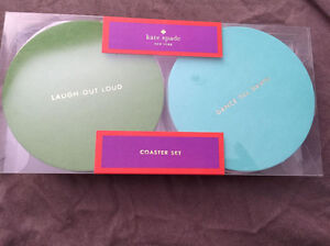 **Brand New** Kate Spade coaster set of 24