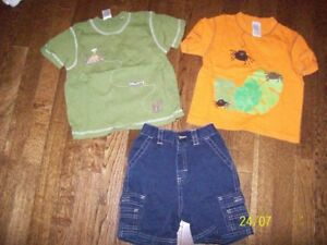 Gymboree 'Island Excursion' Set, Boys 18-24 months