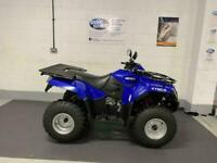 Kymco MXU 300 quad 2016 One owner Only 354 miles Full road legal