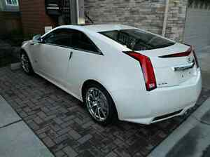 CTS-V Coupe (Extended Warranty)