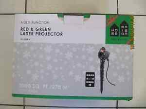 Classic Multi Function Red & Green Laser Projector upto 3000sqft