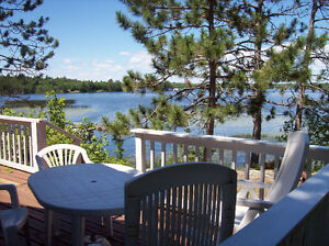 Private Lakefront  Cottages Lake Nipissing