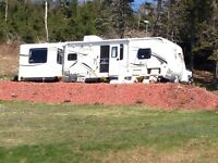 Immaculate 2012 travel trailer