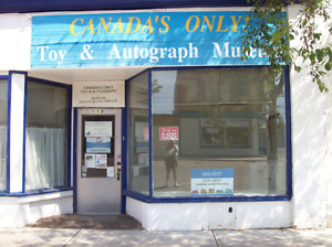 Share-A-Shop in Canora
