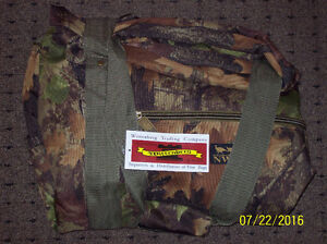Wittenberg Camouflage Travel Bag
