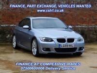 2009 59 BMW 3 SERIES 2.0 320I M SPORT HIGHLINE 2D AUTO 168 BHP