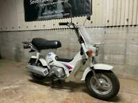 1993 JDM Honda Chaly CF50 in lovely condition
