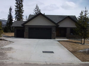 New Homes for Sale in the heart of the Elk Valley
