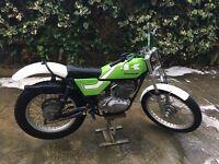 Kawasaki kt250 1975 VERY RARE!