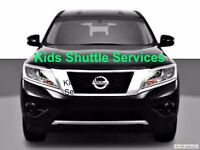 Before and After School Kids Shuttle Concierge Service