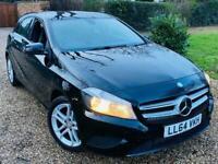 2014 Mercedes-Benz A Class 1.5 A180 CDI Sport 7G-DCT 5dr Hatchback Diesel Automa