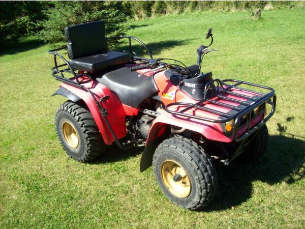 Used 1988 Yamaha moto 4