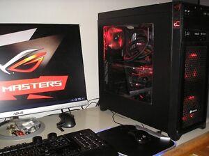 New Desktop Asus Hero VIII-i7 6700K-GTX 1070-Ram 32GB