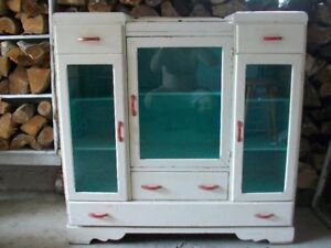 COTTAGE STYLE CUPBOARD