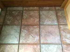 Floor Tile - Mardi Gras 12x12 Tile
