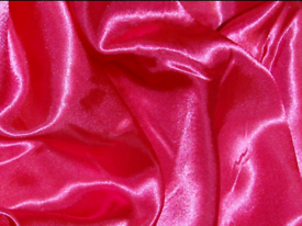 Premium Pink Satin Fabric