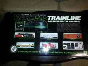 Walthers Trainline DCC set