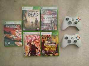 Xbox 360 + Games for sale London Ontario image 1