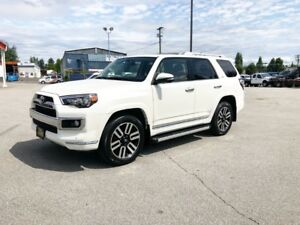 2015 TOYOTA 4RUNNER LIMITED ONLY 68K