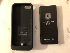 Mophie Juice Pack & Case for iPhone 5/5S
