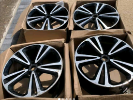 Vauxhall Insignia 2018 mk2 20inch alloys