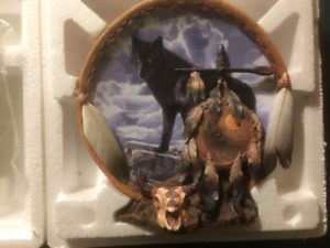 Soul of the Warrior Bradford Exchange Collector Plate
