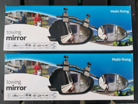 Aero Towing Mirrors