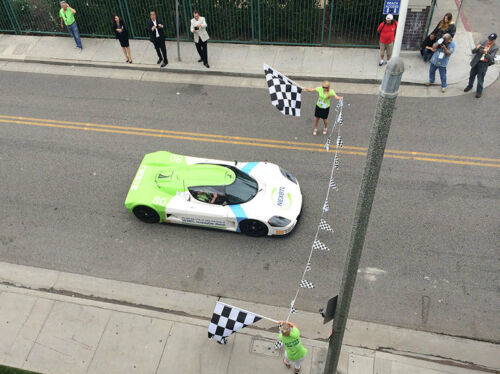 Lightweight Racer Travels Across US On One Tank of Renewable Diesel