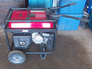 WANTED: HONDA GENERATOR