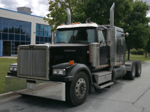 2006 Western Star Lomax with Wetline