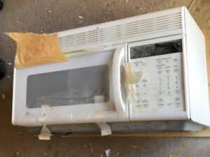 Microwave hood (brand new) for sale