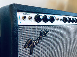 1976 Fender Silverface Deluxe Reverb