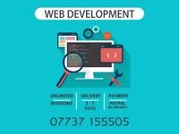 Responsive Website Developer - eCommerce - Wordpress - HTML