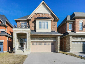 Stone & Brick Front!! 4 Bdrm Det'd Whitby Home For Sale