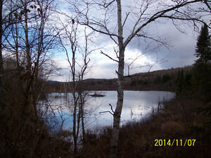 terre au Lac des Écorces