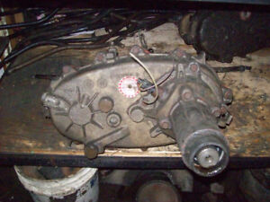 transfer-case 241 pick-up 4x4 chevrolet  gmc / suburban / blazer