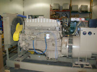 Cummins 165 kW Previously Owned Diesel Generator