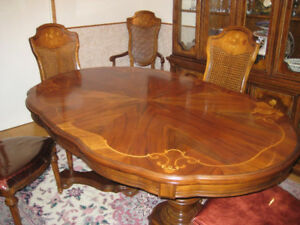 Dining room set 10 pieces $ 1600 or best offer