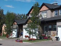 High River Townhome for rent