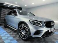 2018 Mercedes-Benz GLC CLASS 2.1 GLC250d AMG Line (Premium Plus) G-Tronic 4MATIC