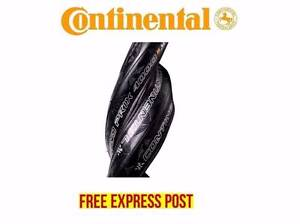 Continental Grand Prix GP4000S II Folding Road Tyre 700 x 23C 28C East Perth Perth City Area Preview