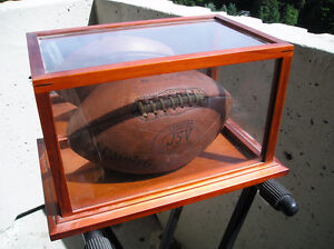 1963 CFL J5-V Spalding football, signed by Clare Exelby