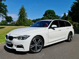 2016 BMW 335D 313BHP X-DRIVE M-SPORT BIG SPEC £8K EXTRAS